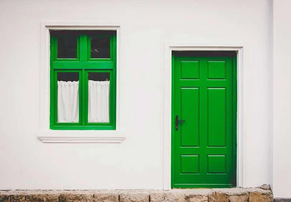 Come scegliere il colore di una finestra di legno